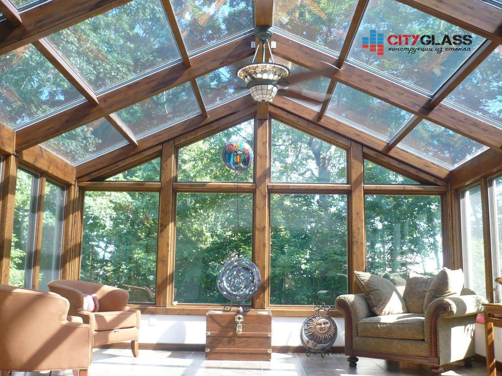 Чем хороши стеклянные крыши? - kz02