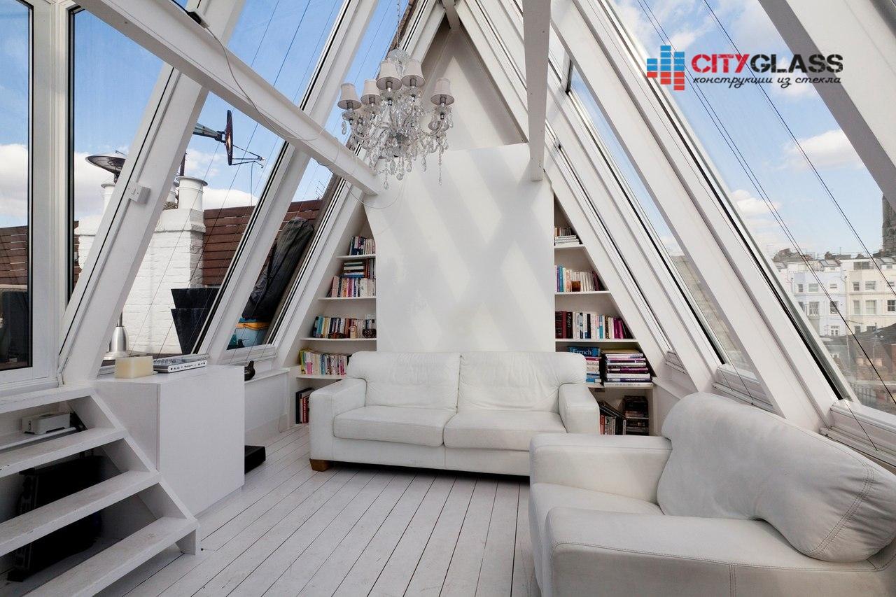 Галерея - стеклянные крыши - kz03