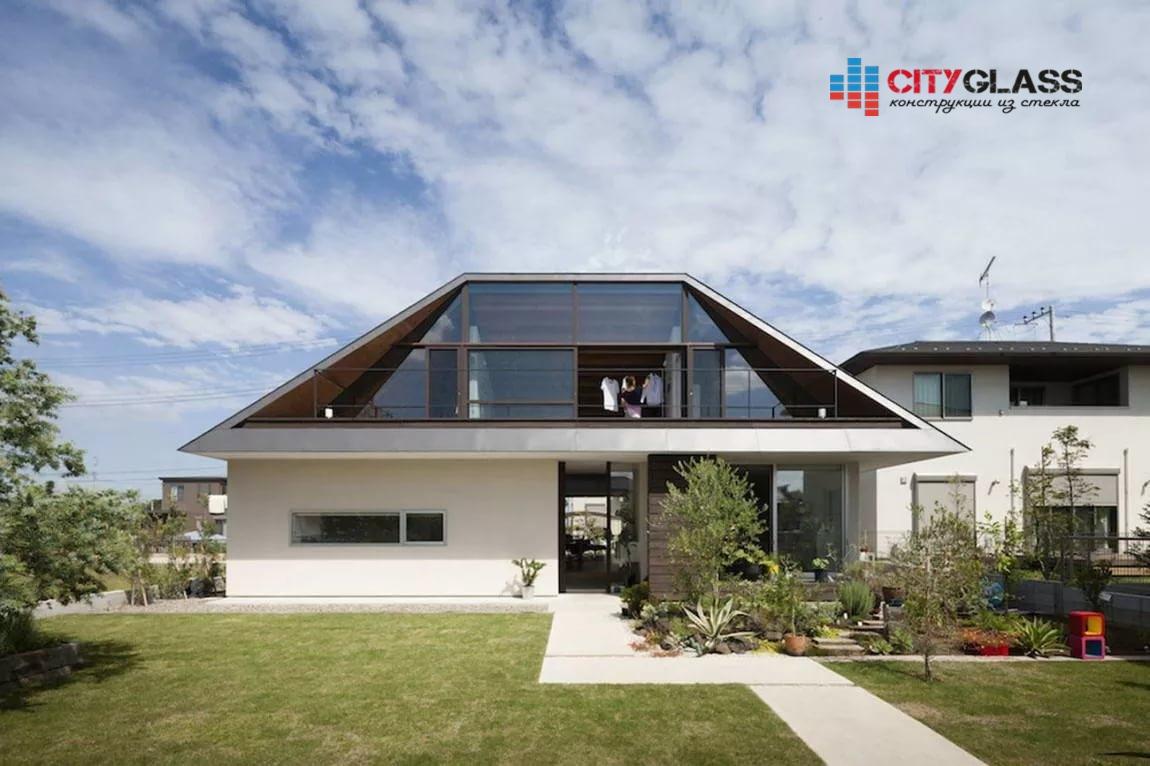 Галерея - стеклянные крыши - kz04