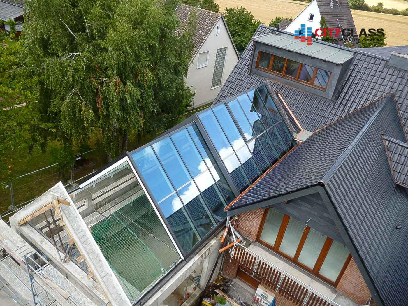 Галерея - стеклянные крыши - kz09