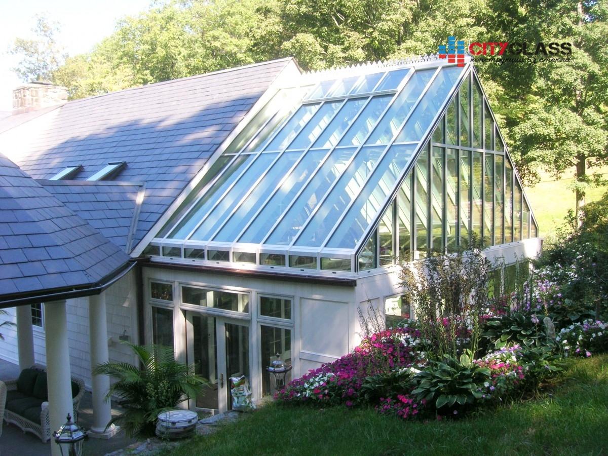 Галерея - стеклянные крыши - kz12