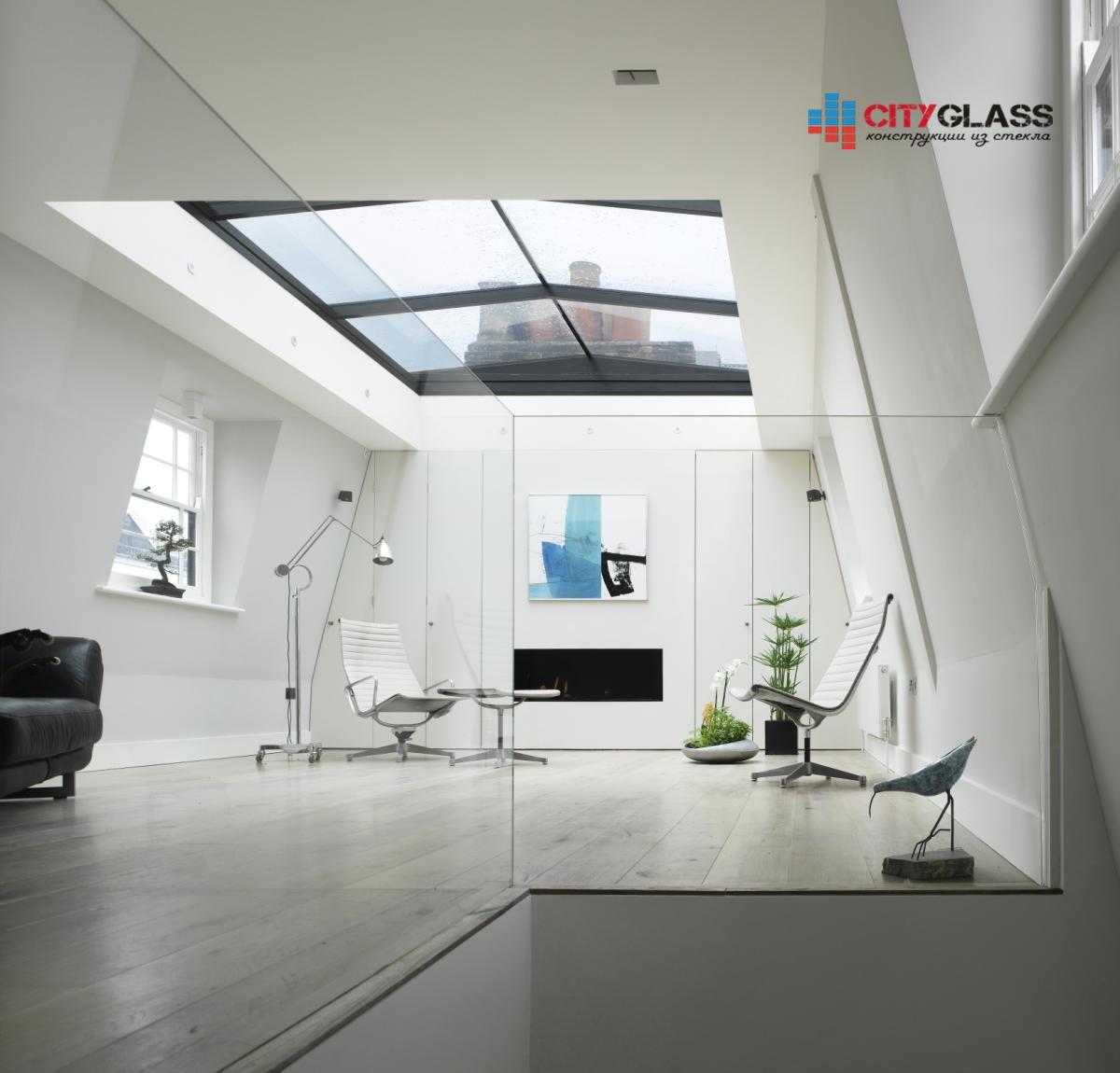 Галерея - стеклянные крыши - kz22