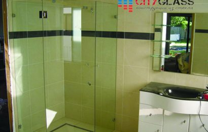 Душевые стеклянные кабины, их достоинства и преимущества
