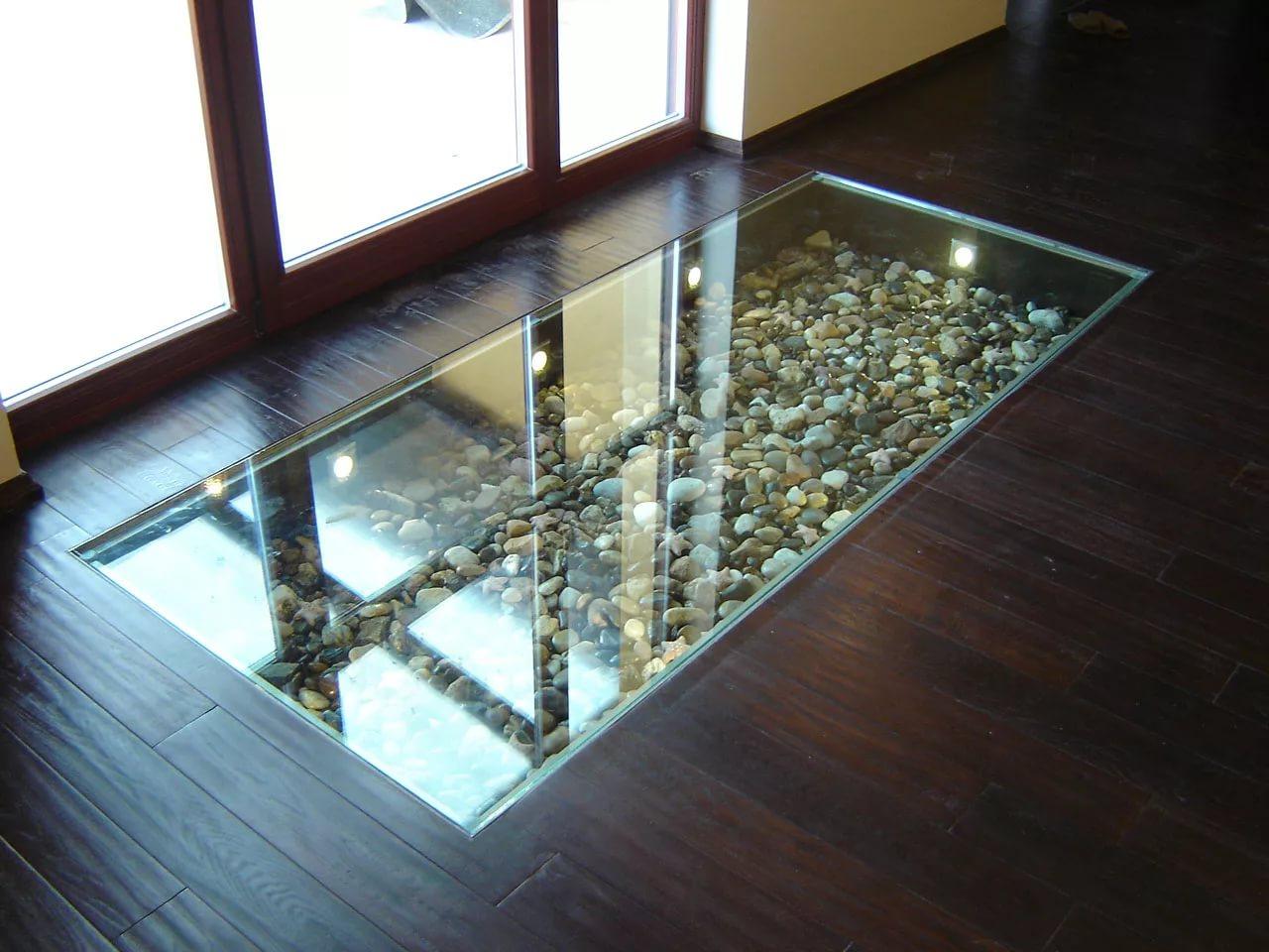 Галерея - стеклянный пол или пол из стекла - 1 13