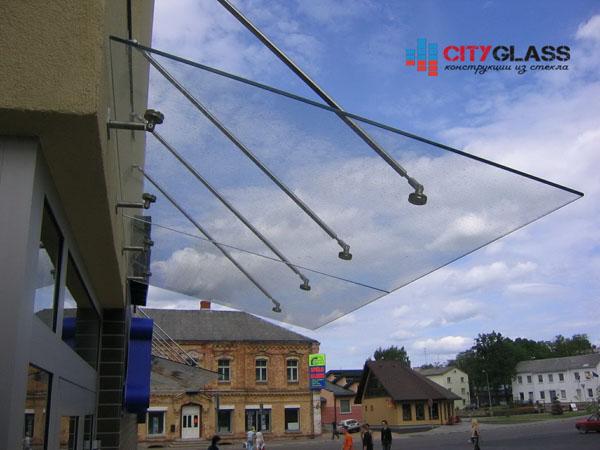 Чем хороши стеклянные крыши?