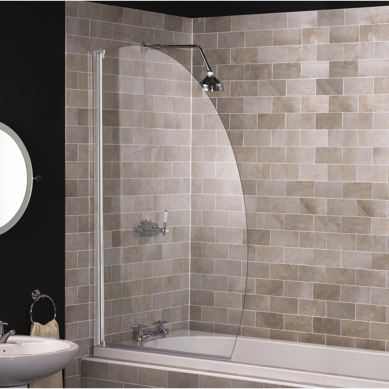 Галерея - шторки из стекла для ванной - sh 08