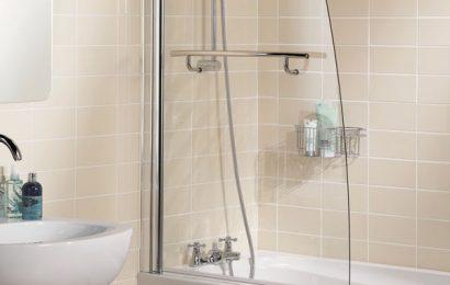 Галерея - шторки из стекла для ванной